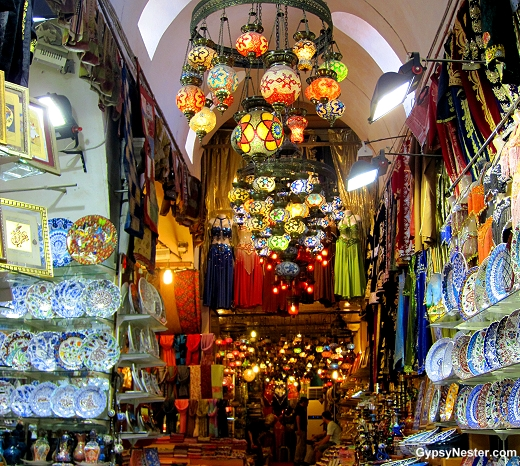 The Grand Bizarre of Istanbul