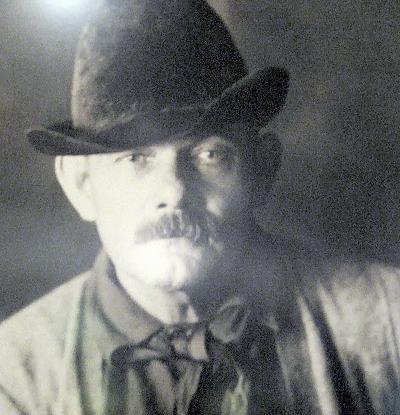 Gutzon Borglum, creator of Mount Rushmore