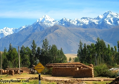 Zona Urbana in the Sacred Valley, Peru