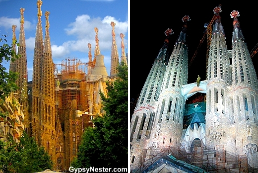 Worship the Sagrada Família in Barcelona Spain!