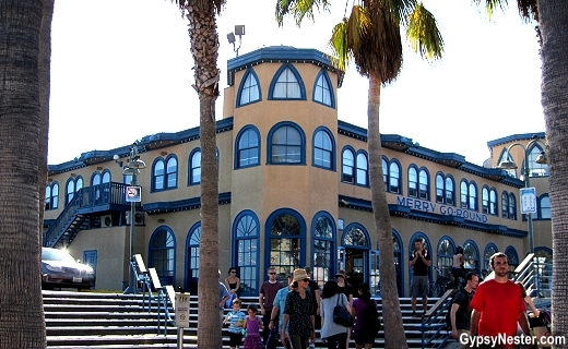 The Hippodrome at Santa Monica Pier