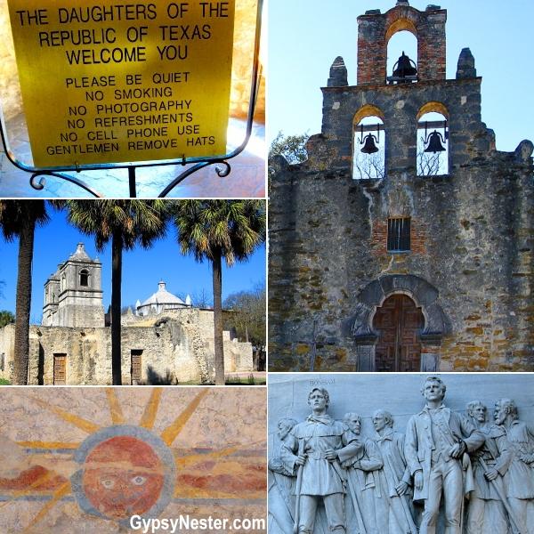 The Missions of San Antonio, Texas