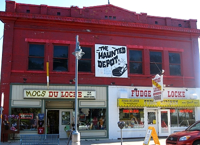 Fudge du Locke in Sault St. Marie