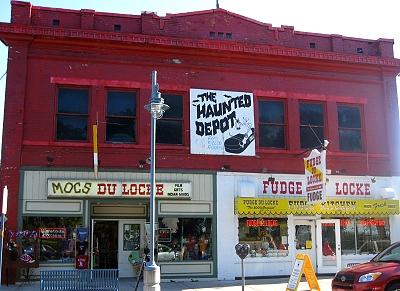 Fudge du Locke in Sault St. Marie