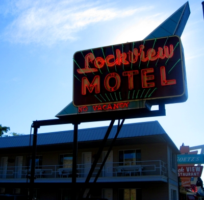 Lockview Motel in Sault St. Marie