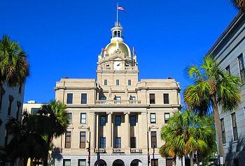 City Hall, Savannah, Georgia