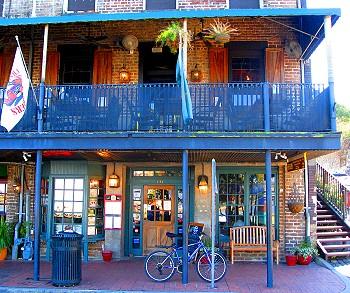 Fiddler's Crab House, Savannah, Georgia