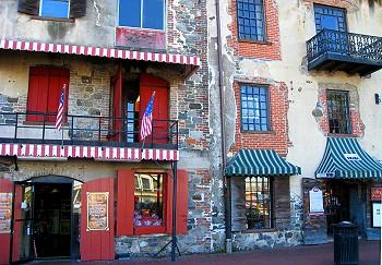 Riverfront Savannah