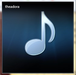 Recording of Theodora