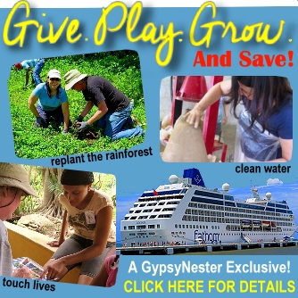 Making a difference in the Dominican Republic - on a cruise! Learn more and find exclusive savings!