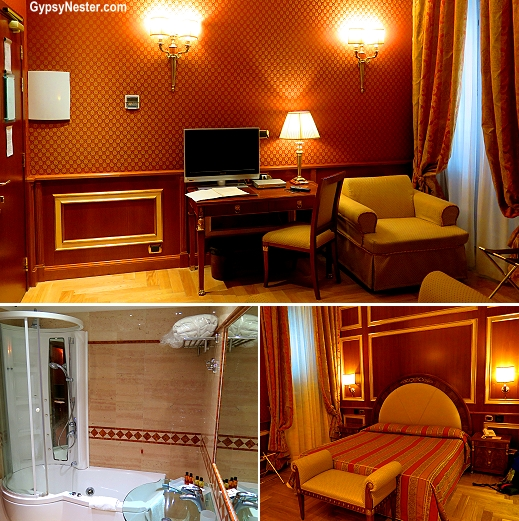 Hotel Livingston in Syracuse, Sicily, Italy