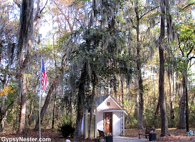 The Smallest Church in America, Eulonia, Georgia