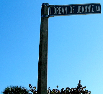 I Dream of Jeannie Lane
