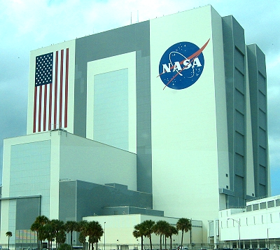 The Vehicle Assembly Building at JFK Space Center