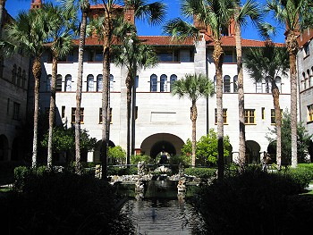 The Lightner Museum / The Hotel Alcazar