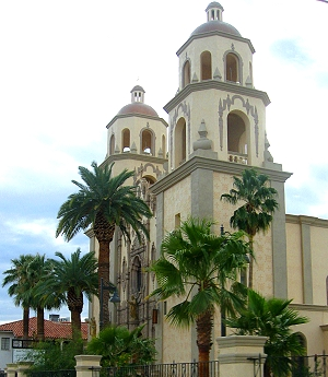 Cathedral of Saint Augustine in Tucson