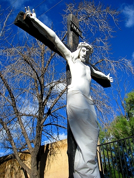 Garden of Gethsemane, Tucson Arizona