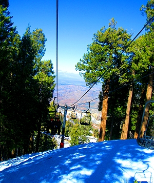 Mt. Lemmon Ski Valley, Arizona