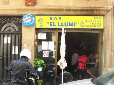 Bar EL LLUMI
