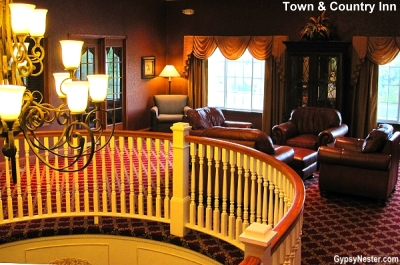 The Town & Country Inn, Quincy Illinois