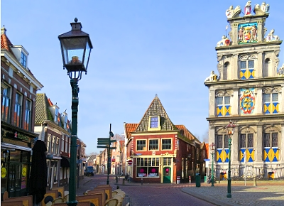 Hoorn, Holland, The Netherlands