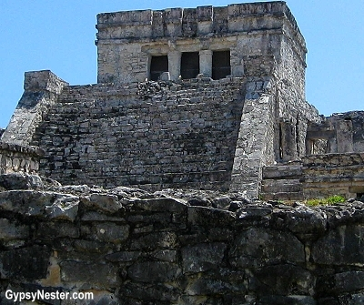 El Castillo, Tulum, Mexico