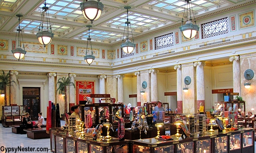 The East Hall, Union Station, Washington, DC
