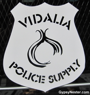 Vidalia Police Supply
