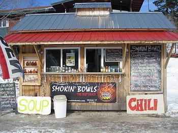 Smokin' Bowls in Manchester, Vermont