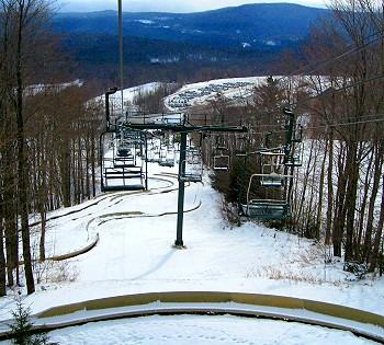 The crazy Alpine Slide