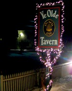 Ye Olde Tavern in Manchester, Vermont
