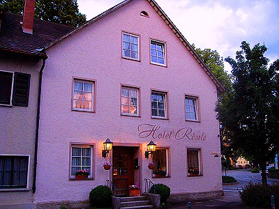 Hotel Roessle Garni in Wangen, Germany