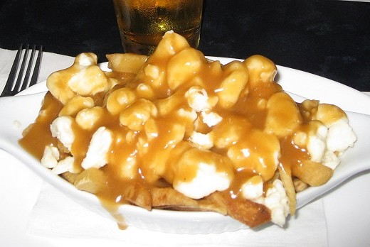 Poutine from Canada