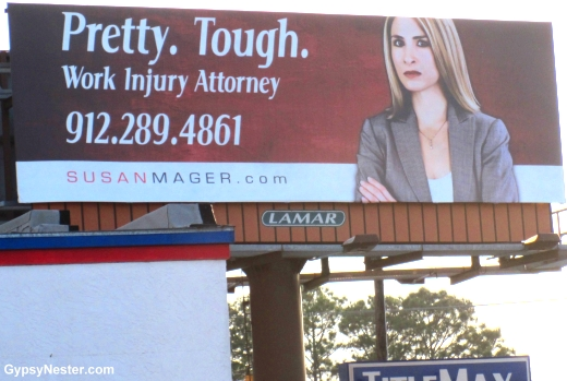 Offensive or clever? Pretty. Tough. Lawyer