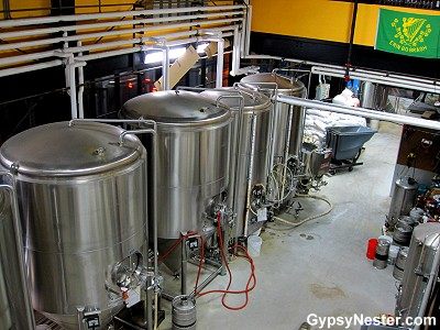The Great Northern Brewing Company in Whitefish