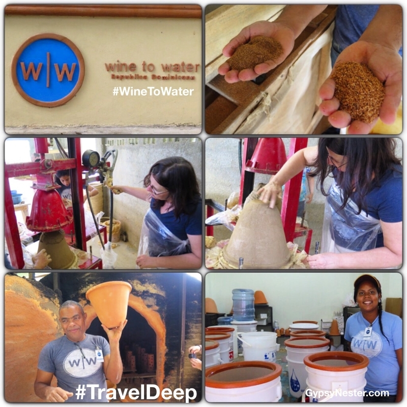 Bucket List Item: Do good and travel! Learn how to help bring clean water to the Dominican Republic!