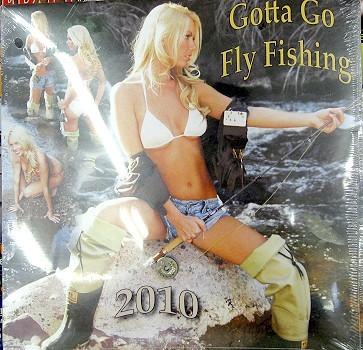 Fly Fisherwoman