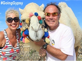 Carolyn and Craig are #GoingGypsy