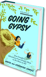 Going Gypsy - One Couples Adventure from empty nest to no nest at all.