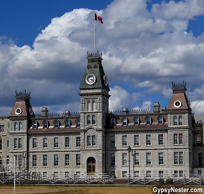 Royal Military College of Canada in Kingston, Ontario
