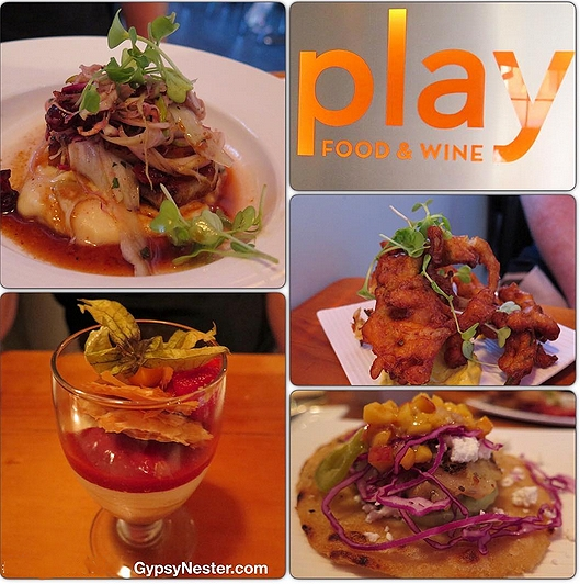 Play Food and Wine in Ottawa, Ontario