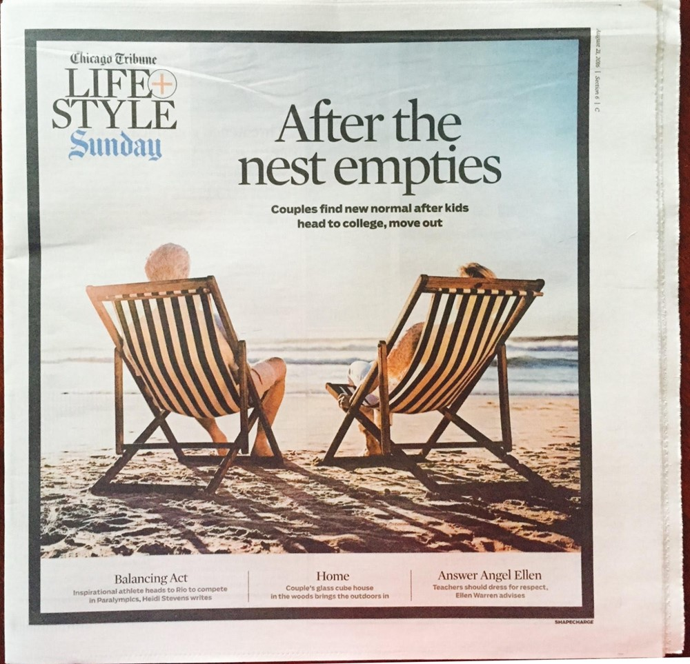 The GypsyNesters in the Chicago Tribune